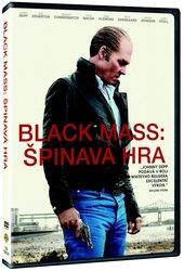 Black Mass: Špinavá hra (DVD)