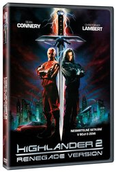 Highlander 2 - Renegade Version (DVD)