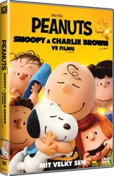 Peanuts: Snoopy a Charlie Brown ve filmu (DVD)