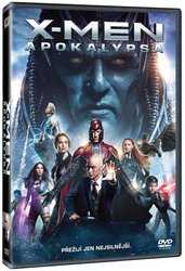 X-Men 6: Apokalypsa (DVD)