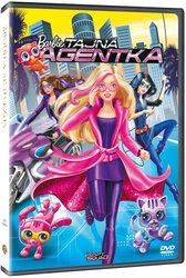 Barbie: Tajná agentka (DVD)
