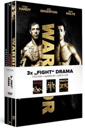 Fight drama kolekce: Fighter / Warrior / Wrestler (3 DVD)