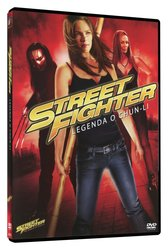 Street Fighter: Legenda o Chun-Li (DVD)