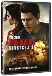 Jack Reacher: Nevracej se (DVD)