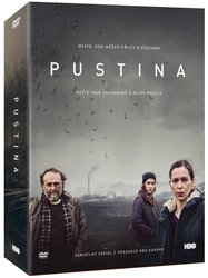 Pustina (3xDVD) - TV HBO seriál