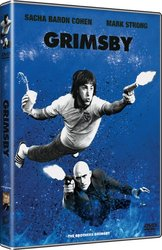 Grimsby (DVD) - edice Big Face