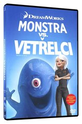 Monstra vs. Vetřelci (DVD) - edice BIG FACE
