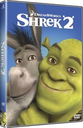 Shrek 2 (DVD) - edice BIG FACE