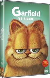 Garfield ve filmu (DVD) - edice Big Face