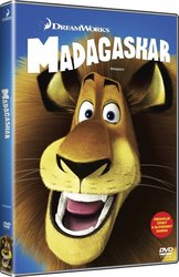 Madagaskar (DVD) - edice BIG FACE