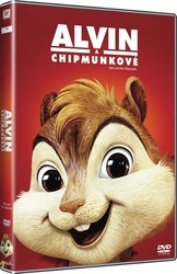 Alvin a Chipmunkové (DVD) - edice BIG FACE