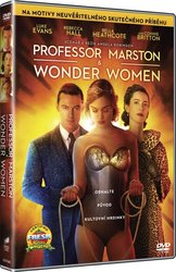 Professor Marston & the Wonder Women (DVD)