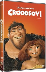 Croodsovi (DVD) - edice BIG FACE