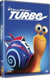 Turbo (DVD) - edice BIG FACE