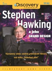 Stephen Hawking a jeho GRAND DESIGN (DVD)