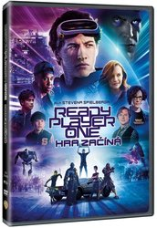Ready Player One: Hra začíná (2 DVD)