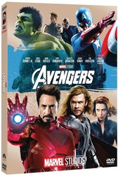 Avengers (DVD) - edice MARVEL 10 let