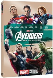 Avengers 2: Age of Ultron (DVD) - edice MARVEL 10 let