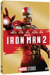 Iron Man 2 (DVD) - edice MARVEL 10 let