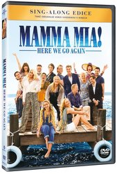 Mamma Mia! 2: Here We Go Again (DVD)