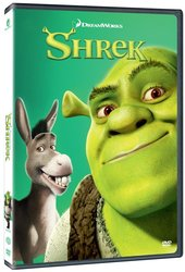 Shrek (DVD) - edice BIG FACE II.