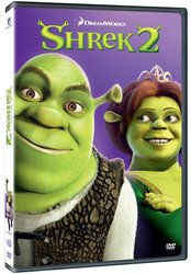 Shrek 2 (DVD) - edice BIG FACE II.