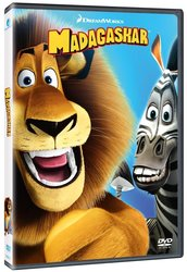 Madagaskar (DVD) - edice BIG FACE II.