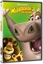 Madagaskar 2: Útěk do Afriky (DVD) - edice BIG FACE II.