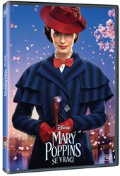 Mary Poppins se vrací (DVD)