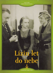 Lízin let do nebe (DVD) - digipack