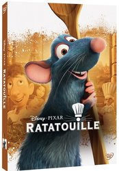 Ratatouille (DVD) - Edice Pixar New Line