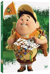 Vzhůru do oblak (DVD) - Edice Pixar New Line