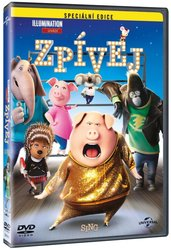 Zpívej (DVD) - illumination edice
