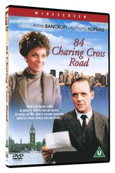 Charing Cross Road č. 84 (DVD) - DOVOZ