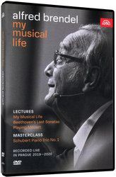 Alfred Brendel: My Musical Life (DVD)