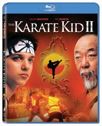 Karate Kid II (BLU-RAY)