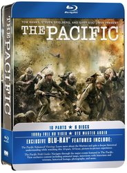 The Pacific (6 BLU-RAY) - seriál - STEELBOOK (DOVOZ)