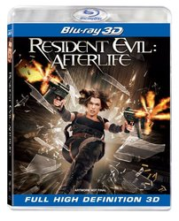 Resident Evil: Afterlife (2D+3D BLU-RAY)