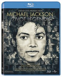 Michael Jackson: Život legendy (BLU-RAY)