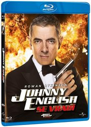 Johnny English se vrací (BLU-RAY)