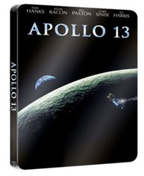 Apollo 13 (BLU-RAY) - STEELBOOK