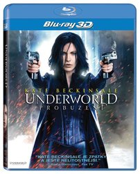 Underworld: Probuzení - 2D + 3D (BLU-RAY)