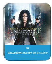 Underworld: Probuzení (2D+3D) (1 BLU-RAY) - STEELBOOK