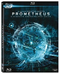 Prometheus (2D + 3D) (3 BLU-RAY)