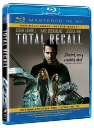 Total Recall (2012) (BLU-RAY) - 4K REMASTER