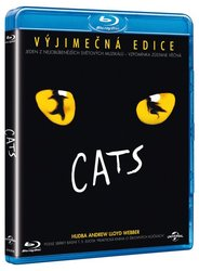 Cats (BLU-RAY) - muzikál