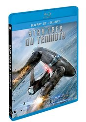 Star Trek: Do temnoty (2xBLU-RAY) (3D+2D)
