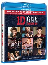 One Direction: This is Us (2D+3D) (2 BLU-RAY)