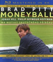 Moneyball (BLU-RAY) - 4K REMASTER