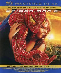 Spider-Man 2 (BLU-RAY) - 4K REMASTER